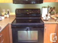 Kenmore Convection Self Cleaning Electric Range.