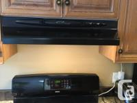 Black Kenmore range Works great We are upgrading our