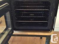 Kenmore self Cleaning Wall Oven in good working and