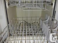 Older White Kenmore Dishwasher - purchased older home