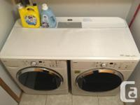 Hi there, I am selling my Kenmore HE2 Washer and Dryer.