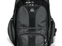 Kensington 62903 Contour Roller Suitcase and Notebook