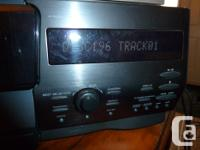 Hi, this is a 200 CD changer from Kenwood, a CD-323M.