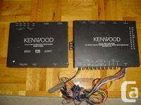 FOR SALE IS A KENWOOD 5.1 CHANNEL DVD SURROUND