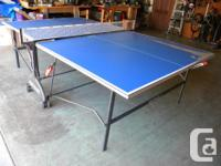 Kettler (Made In Germany) Table Regulation Size (9' x 5
