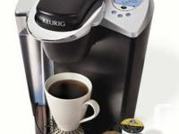 The Keurig�® Special Edition Brewing System offers