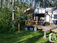 Situated on Good Spirit Lake outside the Provincial