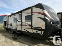2015 KEYSTONE RV OUTBACK TT 312BH Travel Trailer