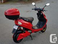 Year 2014 kms 441 NO LICENSE REQUIRED! Sunny days are