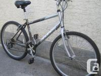 KHS - Comfort with 26 inch tires This bike, like all
