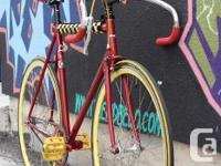 This is a rad bike. I have used it for a few years as a