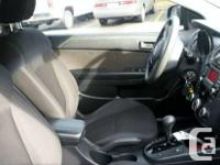 2010 Kia Forte EX 2-Door Koup in great condition and