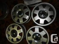 Brand: KIA & Hyundi ALLOY RIMS (5 bolts ) (KIA 15-01)