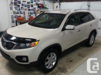 Make. Kia. Version. Sorento. Year. 2011. Colour.
