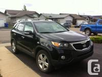 Make. Kia. Design. Sorento. Year. 2013. Colour. Black.