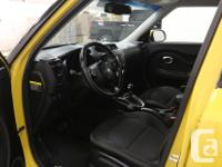Make Kia Model Soul Year 2014 Colour Yellow kms 107922