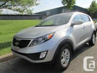 Kia Sportage 2013 available (Lease rate: 294$/ month,