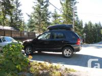 Front Tire Drive, Handbook Transmission, 103 000km.