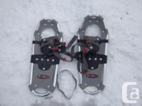 """Kid's """"Power Ridge"""" snowshoes for sale. 18"""" long. For"""