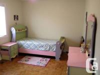Kids bed room set (Doll House) from Ashley Furniture