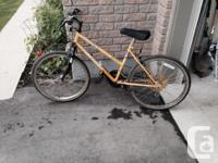 Excellent shape15 speed boys bike dimension 24 for sale  Ontario