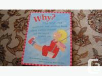 Books for kids all in new shape * Why a question and