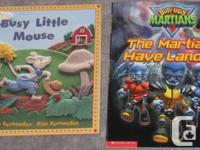 Books in this post are NOW $1 each Scary Odd Parents -