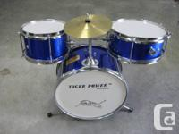 Kids Drums. In excelent shape. $110 obo. If intersted