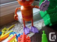 Kid K'Nex Country Friends $20- fun for young builders !