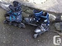 2 Pairs - Good condition, size 6 Jaguar and size 4