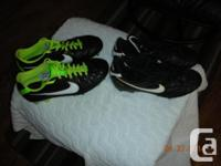 i have for sale in excellent disorder 2 pairs of soccer