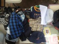 Boys Cloths 12m-24m, $1 ea or $20 for the lot. Boys