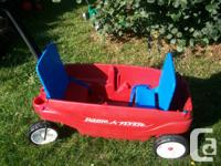 2 seater kids wagon great shape
