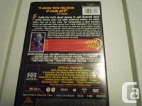 Cult Classic DVD! Rare horror film. MGM Midnight