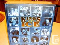 Kings Of The Ice - A Record Of World Hockey Hardcover