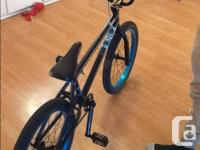 My son only used this bike for about a month so it is