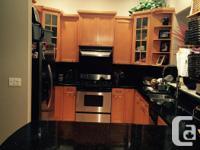 - Kitchen Aid Appliances - Fridge/Freezer, Dishwasher,