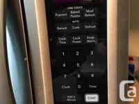 Kitchenaid YKHMS1850 30 in. 1.8 cu. ft. Microwave Hood