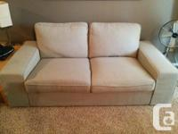 9 month aged couch that has actually been kept in pet &