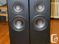I just built my own speakers and I don't use these any