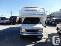 Fleetwood 30 foot Jamboree GT, reduced kilometers