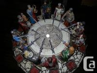 Selling complete set of knights of the round table