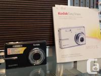 Kodak digital camera model M10731S for sharp, clear