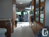 2001 Ford E350, 27 foot wheelchair accessible