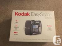 Kodak EasyShare 6.1MP Zoom digital camera (DX7630) .