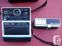 For sale is a Kodak EK6 Instant Camera as shown in the