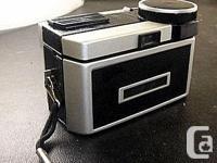 The Kodak Instamatic 400 was an early model of Kodak's