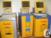 ing sort of G4 Kodak kiosks we supply. Kindly do not