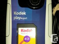 - Capable of capturing 10 hrs of HD (1080 or 720)