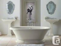 KOHLER VINTAGE BATHTUB   With its nostalgic styling,